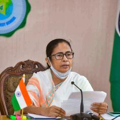 Mamata Banerjee criticises UPSC for asking 'politically motivated' question on Bengal poll violence
