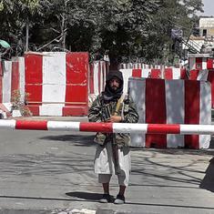 Afghan conflict: 18 provincial capitals now under Taliban control