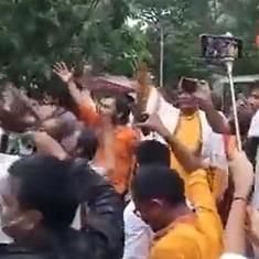 Jantar Mantar hate slogans: Demanding 'Hindu rashtra' does not mean promoting enmity, claims accused