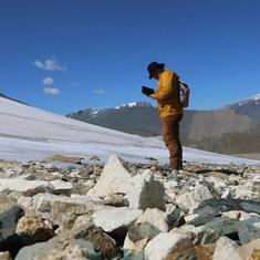 In Mongolia, melting ice is revealing hidden archaeological treasures