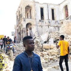 Haiti earthquake: Toll rises to 724, rescue operations underway