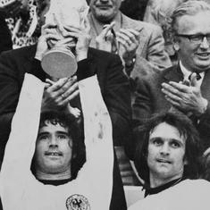 One of the greatest German footballers of all time: Tributes pour in for Gerd Mueller who dies at 75