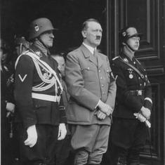Why did Hitler and the SS head Himmler send a team of Germans to the Himalayas before World War II?