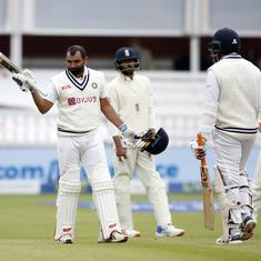 An extraordinary session of Test cricket: Reactions to an epic Shami-Bumrah partnership at Lord's