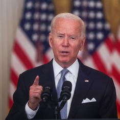 Watch: White House official shuts down male reporter questioning Biden's support to abortion rights
