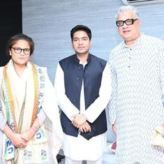 No complaints about Gandhis, says ex-Congress leader Sushmita Dev after joining TMC
