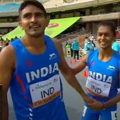 Athletics World U-20 Championships: India top heat to reach final of 4x400m mixed team relay