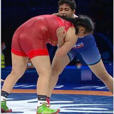 Wrestling Junior World C'ships: Bipasha reaches final, Ravinder bags silver, three men clinch bronze