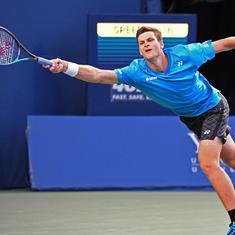 Tennis: Hurkacz downs Murray; Medvedev, Tsitsipas advance, Zverev gets first-ever win at Cincinnati