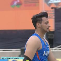 World Athletics U-20 C'ships: Ajai Raj Singh, Jay Kumar finish 5th and 6th in javelin throw final