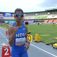 World U20 Athletics C'ships: Priya Mohan finishes fourth in 400m final with new personal best