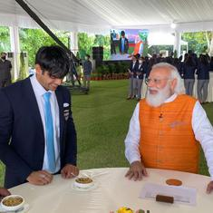 'No need for players' voices': Comedian Shyam Rangeela on PM Modi's Olympics breakfast meet