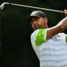 Golf: Aditi Ashok slips in 3rd round at Women's Open; Lahiri needs big result at The Northern Trust