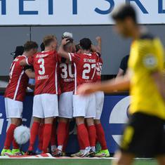 Bundesliga: Borussia Dortmund suffer shock defeat at Freiburg, Bayer Leverkusen win big