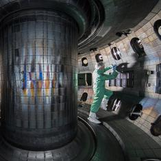 A major breakthrough in nuclear fusion has brought us a step closer to 'infinite' energy