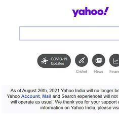 Yahoo shuts down news sites in India, cites new foreign direct investment rules