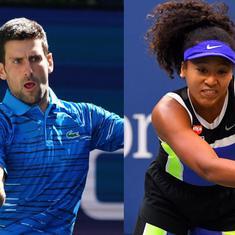 US Open draw: Djokovic, Zverev in same half, Osaka could face Sabalenka in semis