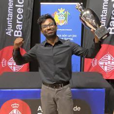 Chess: Indian GM Sethuraman wins Barcelona Open, Karthikeyan Murali finishes third