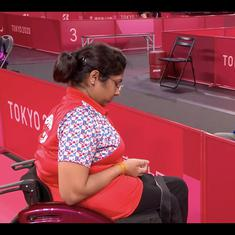 Tokyo Paralympics, table tennis: How Bhavina Patel kept calm and carried on for a massive SF win