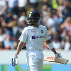 Tough to digest: Reactions to India's collapse and big defeat against England at Headingley