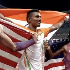 Jumped right into our hearts: Reactions to Nishad Kumar's high-jump silver at Tokyo Paralympics