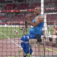 Tokyo 2020, athletics: Vinod Kumar declared ineligible for discus throw F52 bronze medal