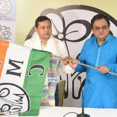 West Bengal: BJP MLA Tanmay Ghosh returns to Trinamool Congress