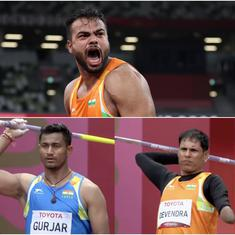 Two gold, two silver, one bronze: August 30 – an epic day for Indian sport at Tokyo Paralympics