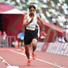 Tokyo Paralympics: Afghanistan's Rasouli competes in long jump, cycling great Storey wins gold