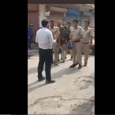 Haryana: Karnal officer who ordered police to smash heads of protesting farmers transferred