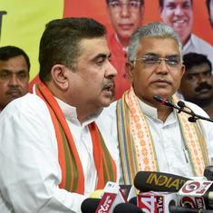 West Bengal: BJP issues legal notices to two MLAs who defected to Trinamool Congress