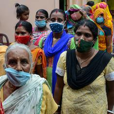 Covid: India reports 45,352 new cases, active infections rise for third consecutive day
