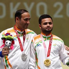 Stuff of dreams: Reactions to Manish Narwal, Singhraj Adhana's double podium at Tokyo Paralympics