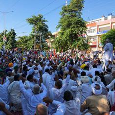 Haryana: Farmers to continue protest as state government refuses to take action on baton-charge