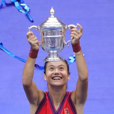 Tennis: I'm hungry to get better and play more tournaments, says US Open champ Emma Raducanu