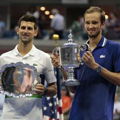 Stopped one of the greatest: Reactions to Daniil Medvedev beating Novak Djokovic to win US Open