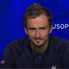 Full text and video: Daniil Medvedev's press conference after breakthrough US Open triumph