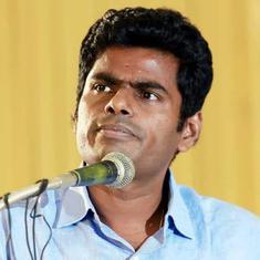 'DMK does not want NEET, people do,' claims BJP's Tamil Nadu unit chief K Annamalai