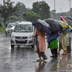 Orange alert issued for Delhi as IMD predicts thunderstorms