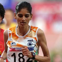Athletics: Parul Chaudhary wins women's 3000m steeplechase final at national open championships