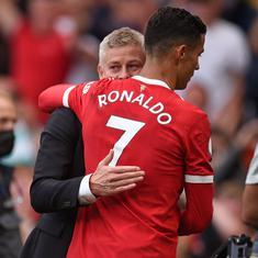 Double-edged sword: Ronaldo's signing enhances Solskjaer's trophy chances but brings extra pressure