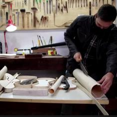 Watch: Old PVC pipes repurposed into violins, cellos for children in Brazil