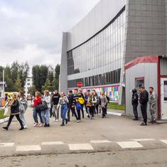 Russia: At least eight dead as 18-year-old gunman opens fire in a university campus