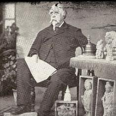 What the letters from colonial India's first archaeologist to his assistant reveal about his work
