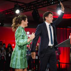 Justin Trudeau to remain prime minister of Canada, but without a majority