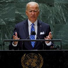 The big news: Biden at UN vows 'relentless diplomacy' not 'relentless war', and 9 other top stories