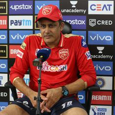 IPL 2021: Losing close games has become a pattern for us, says Punjab Kings coach Anil Kumble