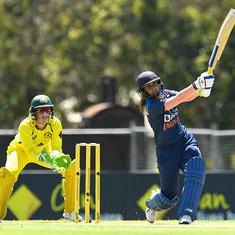 Data check: The numbers behind Mithali Raj and Co's woes while batting first in ODIs