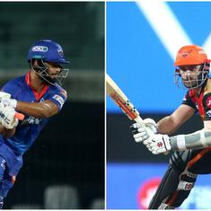 IPL 2021, DC vs SRH as it happened: Pant, Iyer take DC to the top of the points table