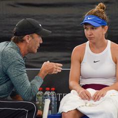 Tennis: Former world No.1 Halep splits with coach Cahill